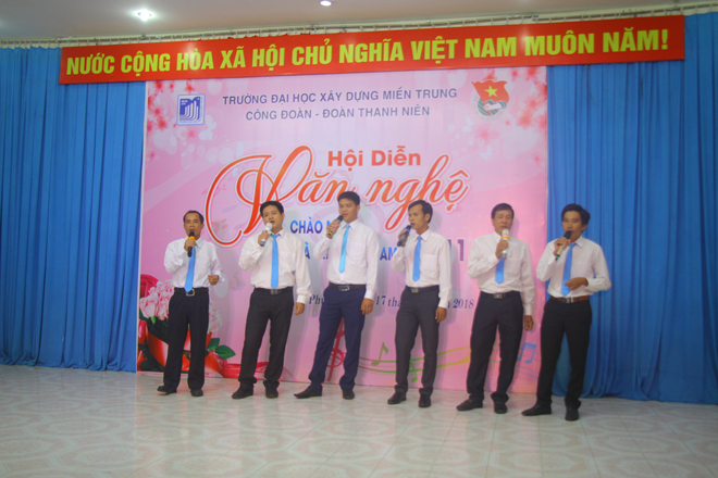 Hội diễn văn nghệ chào mừng ngày Nhà giáo Việt Nam 20/11